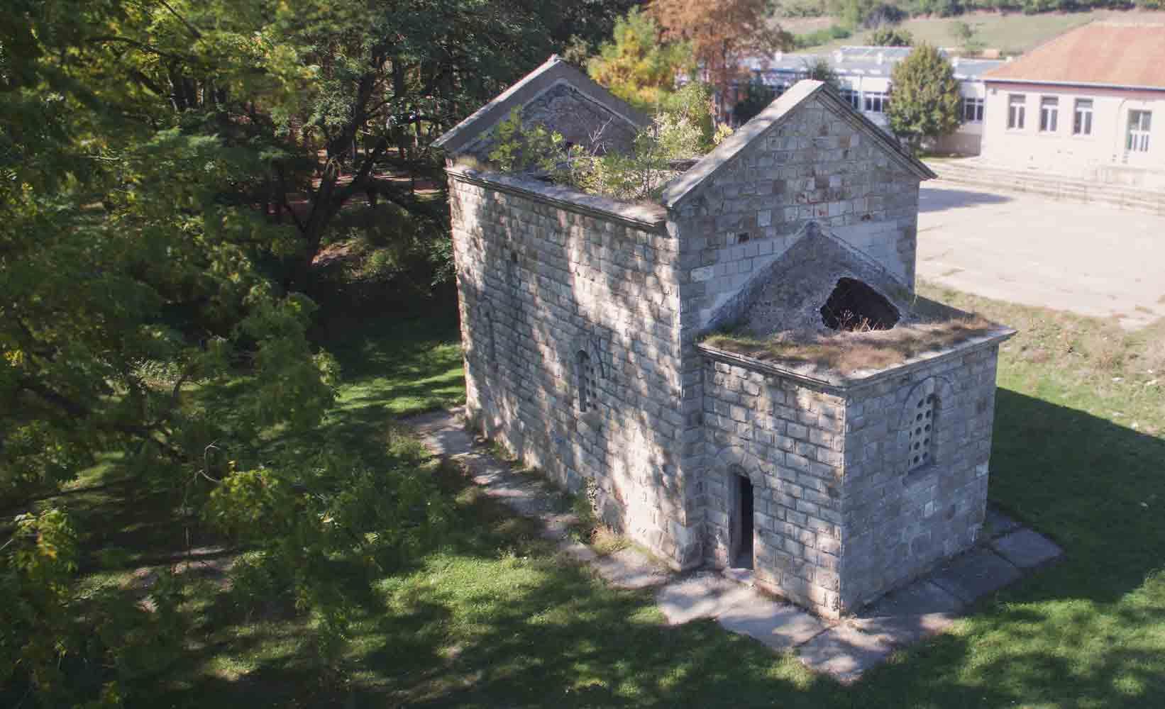 Црква св. Петра у Самодрежи данас